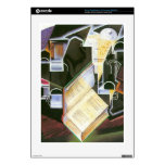 Juan Gris - Book pipe and glasses Skin For PS3