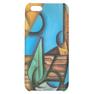 Juan Gris - Bottle and glass on a table iPhone 5C Covers