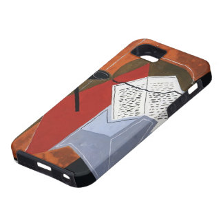 Juan Gris- Bowl and Book iPhone 5 Cover