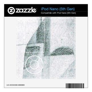 Juan Gris - Caraffe and Glass Skins For iPod Nano
