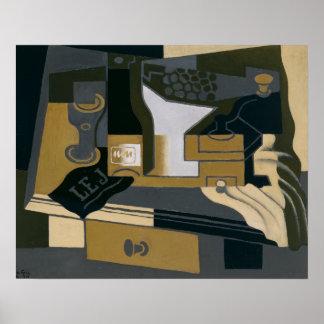Juan Gris - Coffee Grinder Poster