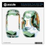 Juan Gris - cuenco de la botella y de fruta Samsung Gravity Touch Skin