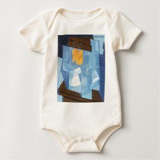 Juan Gris - Fruit bowl Baby Bodysuit