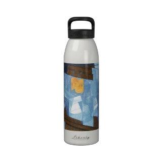 Juan Gris - Fruit bowl Water Bottle