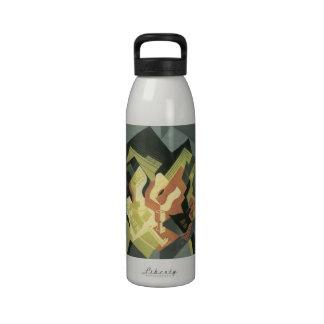 Juan Gris - Guitar and Fruit Bowl Reusable Water Bottle