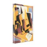 Juan Gris - Guitar Canvas Print