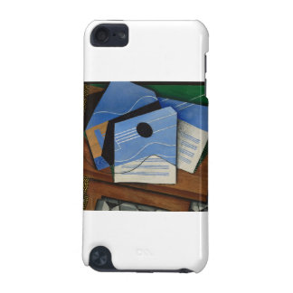 Juan Gris - Guitar on a table iPod Touch 5G Case
