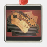 Juan Gris - Guitar with ornaments