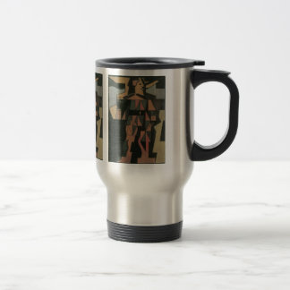 Juan Gris - Harlequan Travel Mug