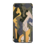 Juan Gris - Harlequin with table iPod Touch (5th Generation) Cases
