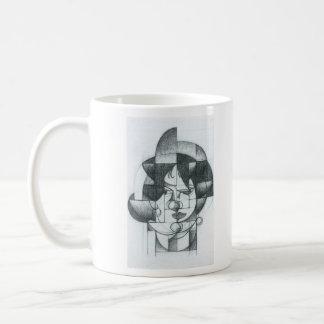 Juan Gris - Head of Germaine Raynal Mug
