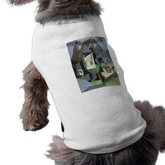 Juan Gris - Houses in Beaulieu Dog Clothes