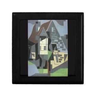 Juan Gris - Houses in Beaulieu Keepsake Boxes