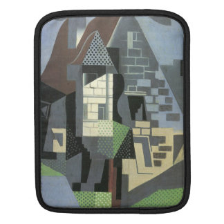 Juan Gris - Houses in Beaulieu iPad Sleeve