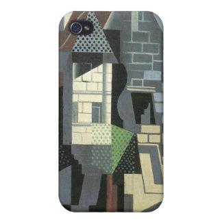 Juan Gris - Houses in Beaulieu iPhone 4 Covers
