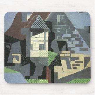 Juan Gris - Houses in Beaulieu Mouse Pad