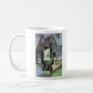 Juan Gris - Houses in Beaulieu Mugs