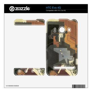 Juan Gris - Men from the Tourraine HTC Evo 4G Skins