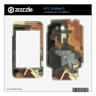 Juan Gris - Men from the Tourraine Skins For HTC Wildfire S
