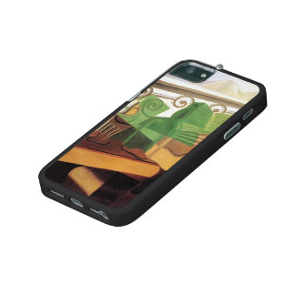 Juan Gris- Open Window with Hills Cover For iPhone 5/5S