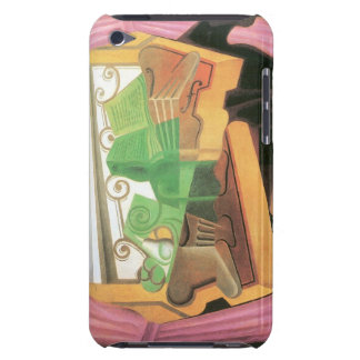 Juan Gris - Open windows with hills iPod Touch Cases