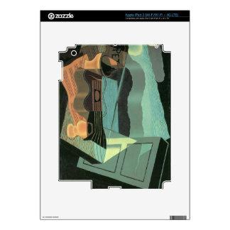 Juan Gris - Overlooking the bay iPad 3 Decals