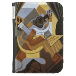 Juan Gris- Pedistal Table in front of the Window Kindle Keyboard Case