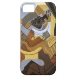 Juan Gris- Pedistal Table in front of the Window iPhone 5 Cover
