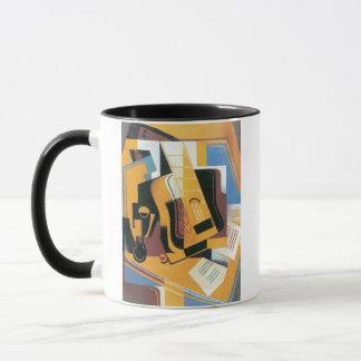 Juan Gris - Photograph of The Guitar Abstract Art Mug