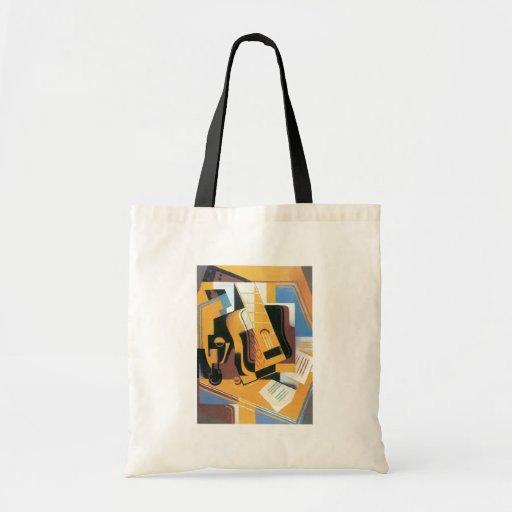 Juan Gris - Photograph of The Guitar Budget Tote Bag