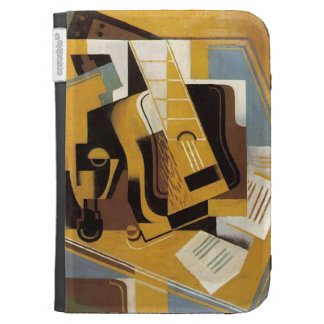 Juan Gris- Photograph of The Guitar Kindle 3 Cover