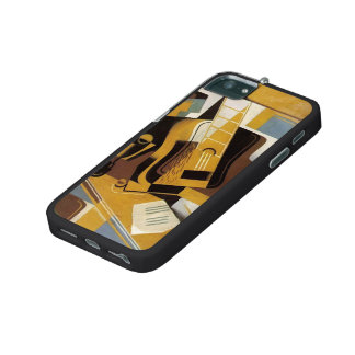 Juan Gris- Photograph of The Guitar iPhone 5/5S Cases
