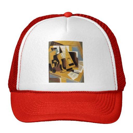 Juan Gris- Photograph of The Guitar Hats