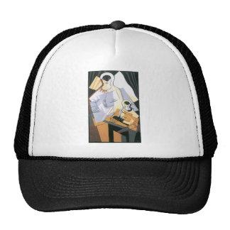 Juan Gris - Pierrot Trucker Hat