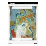 Juan Gris - Pierrot que tocan la guitarra Skins Para Consola Xbox 360
