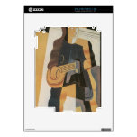 Juan Gris - Pierrot Skin For The iPad 2