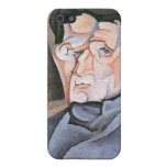 Juan Gris - Portrait Maurice Raynal iPhone 5 Covers