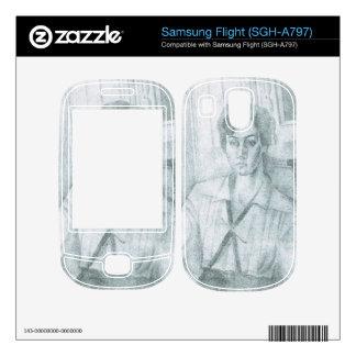 Juan Gris - Portrait of Madame Hiudobro Samsung Flight Skins
