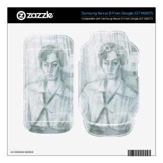 Juan Gris - Portrait of Madame Hiudobro Skin For Google Nexus S