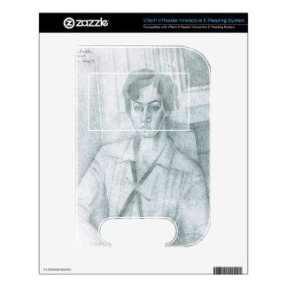 Juan Gris - Portrait of Madame Hiudobro VTech V.Reader Skin