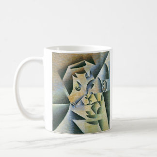 Juan Gris - Portrait of the mother of the artist Coffee Mug