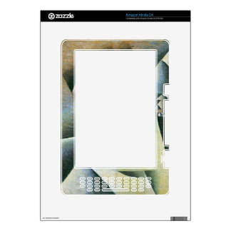 Juan Gris - Portrait of the mother of the artist Kindle DX Decal