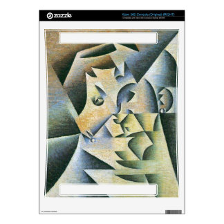 Juan Gris - Portrait of the mother of the artist Xbox 360 Console Decal