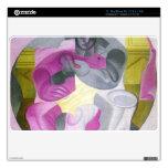Juan Gris - Sitting Harlequan Decal For The MacBook