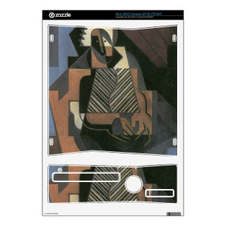 Juan Gris - Sitting peasant woman Decals For The Xbox 360 S