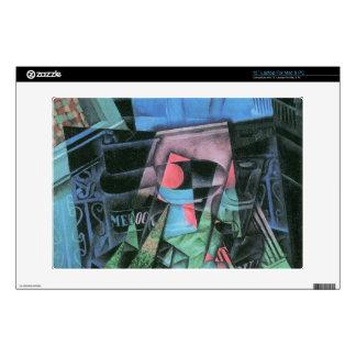 "Juan Gris - Still life and urban landscape 13"" Laptop Decal"