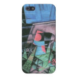 Juan Gris - Still life and urban landscape Case For iPhone 5