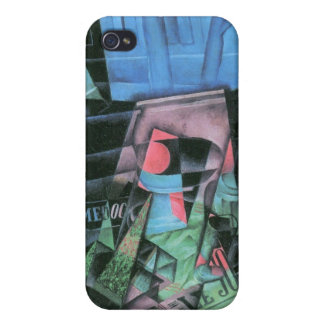 Juan Gris - Still life and urban landscape Place iPhone 4/4S Cases