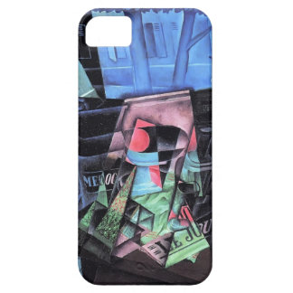 Juan Gris- Still Life before an Open Window iPhone 5/5S Covers