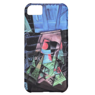 Juan Gris- Still Life before an Open Window Cover For iPhone 5C